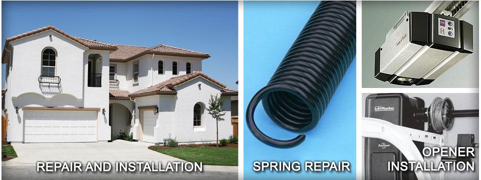 Garage door maintenance service 613 627 3028 for Surprise garage door repair