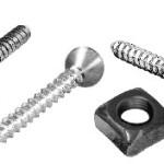 Screws, nuts & bolts