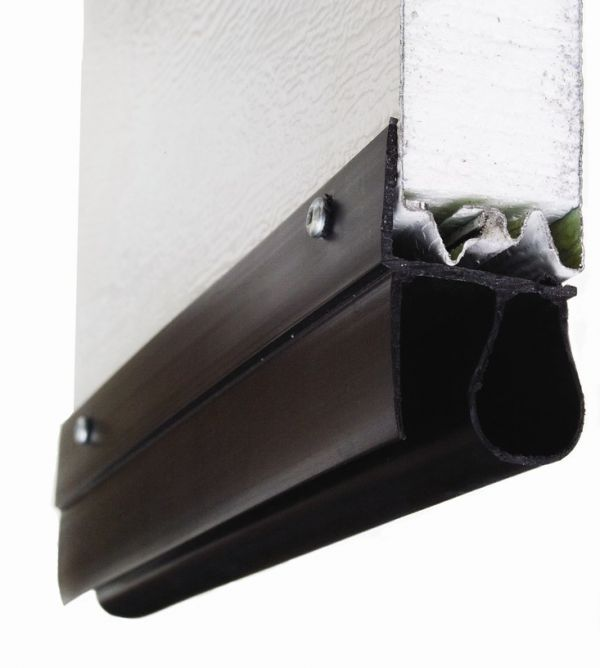 Garage door weatherstrip ottawa garage door service for Door weather stripping