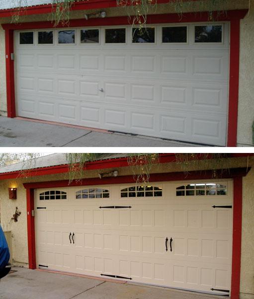 Garage Door Before Amp After Pictures Ottawa Garage Door