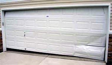 Faulty Garage Door