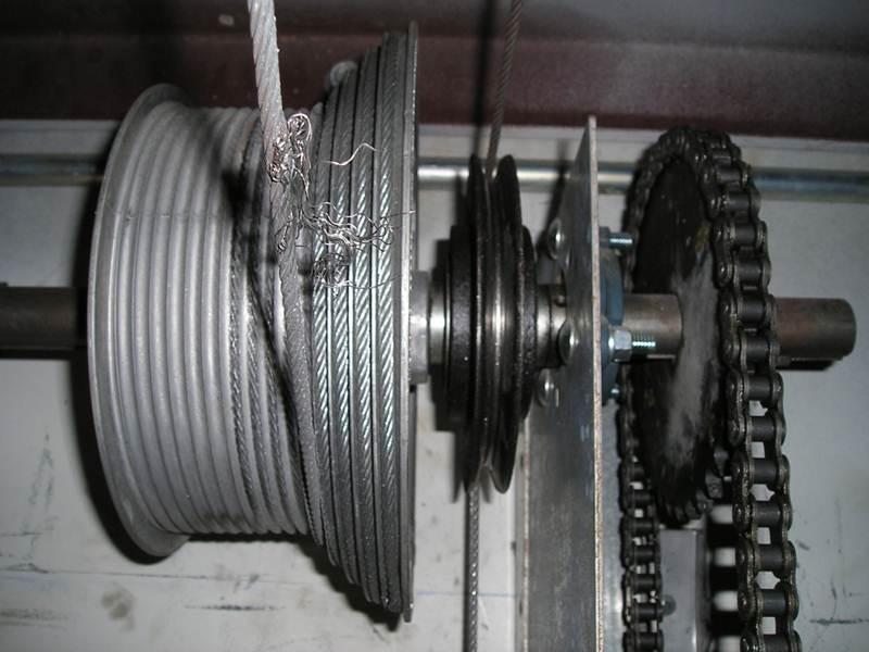 Exceptional Garage Door Cable Repair