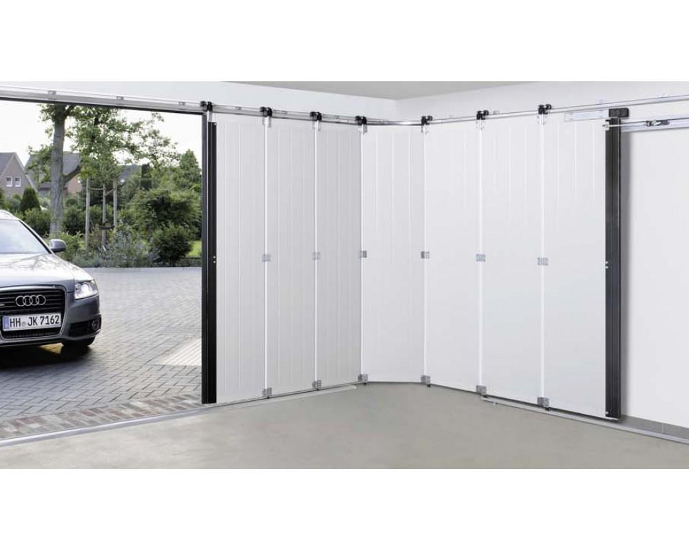 Garage doors types by ottawa garage door repair for Sliding garage doors