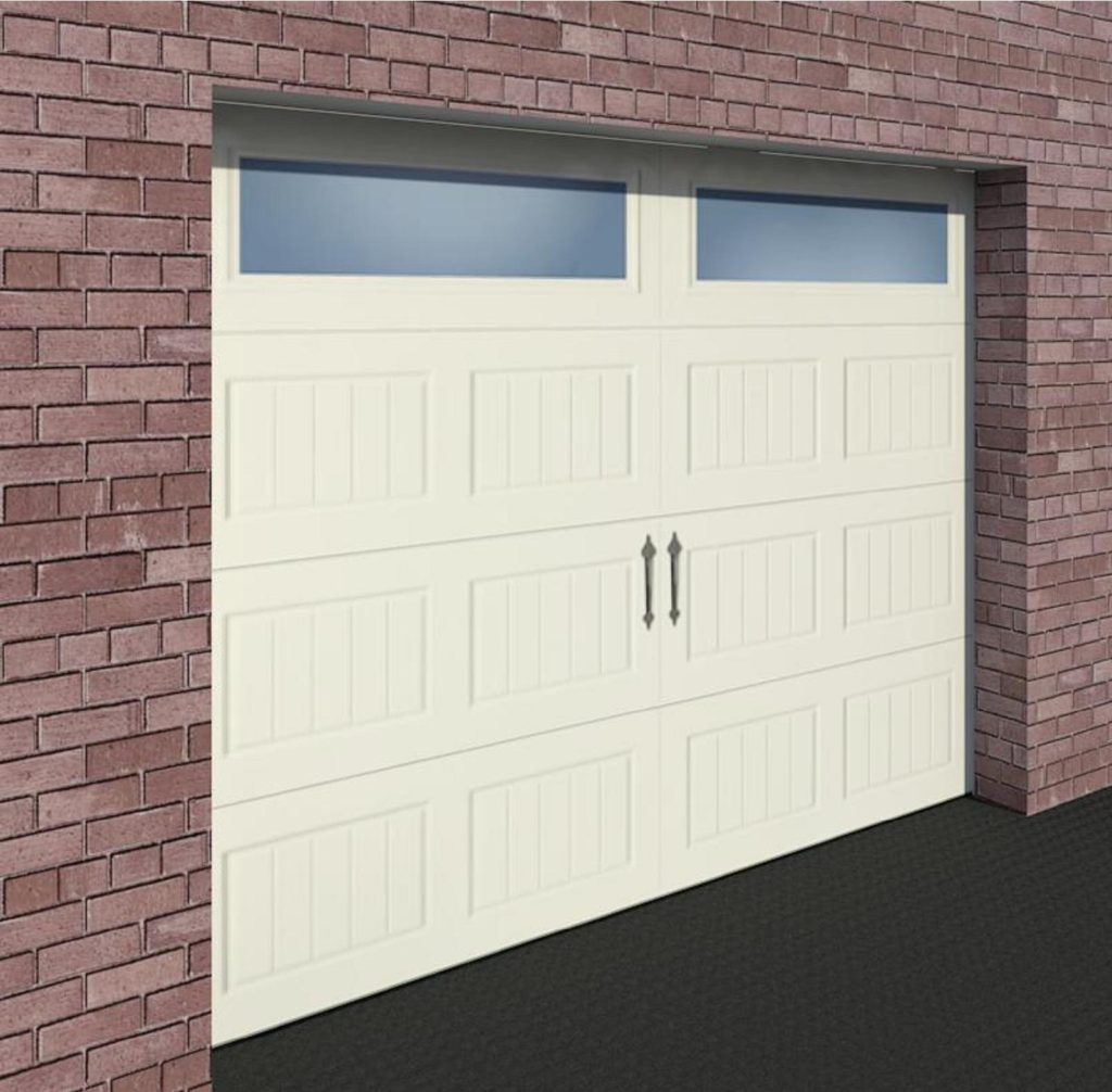 Garage doors types for Types of doors